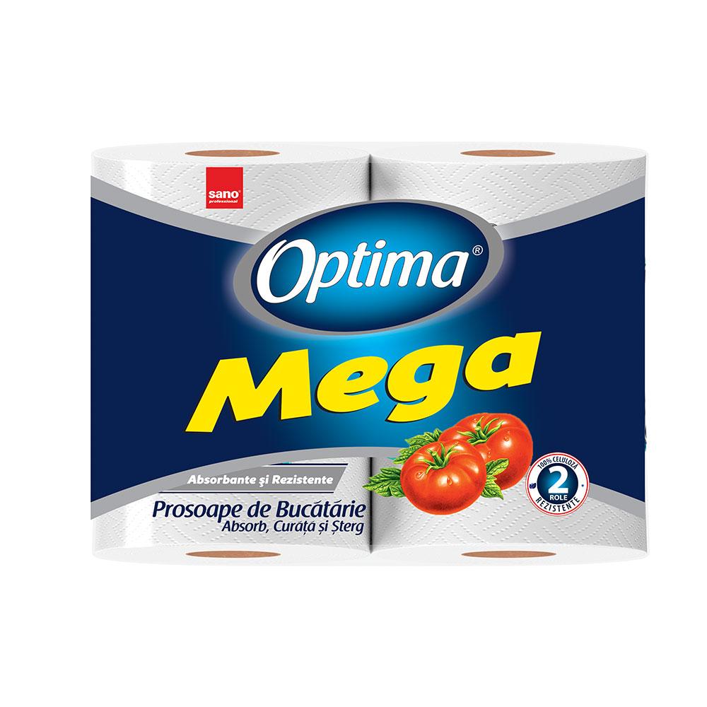 Sano Prosop Hârtie Mega