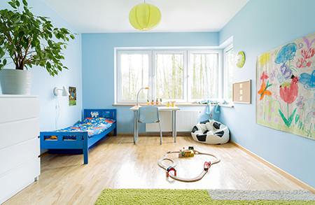Cum să aranjați camera copiilor