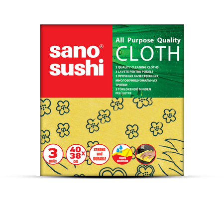 Sano Sushi Cloth