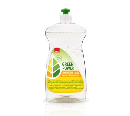 Sano Green Power Dishwashing Liquid