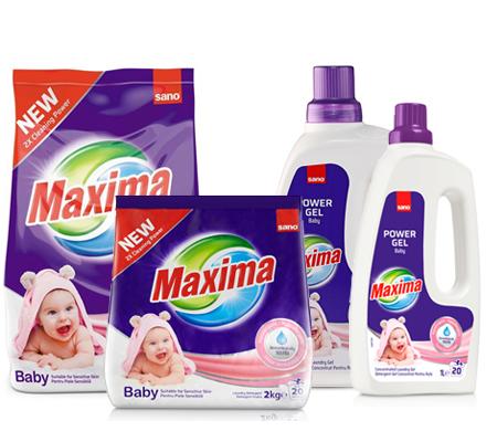 Sano Maxima Baby