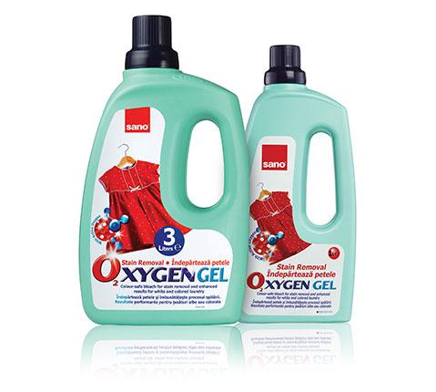 Sano Oxygen Gel